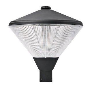 TRF serie, LED straatverlichting, 20W, 2250 lumen, 4000K, zwart
