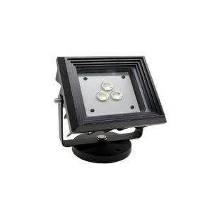 VNQ serie, LED straatverlichting, 4W, 640 lumen, 3000K