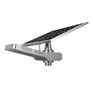 NHW solar serie, all-in-1, LED straatverlichting, 30W, 4200 lumen, 4000K, solar systeem