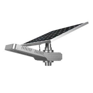NHW solar serie, all-in-1, LED straatverlichting, 40W, 5600 lumen, 4000K, solar systeem